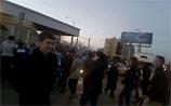 Жители Краснодара перекрыли въезд в город после отключения света в разгар Олимпиады