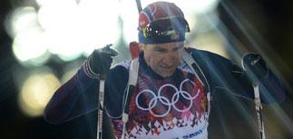 Бьорндален выиграл спринт и стал семикратным чемпионом