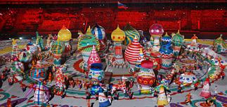 Олимпийские игры в Сочи открылись грандиозным шоу