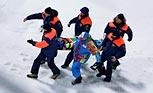 Российский лыжник Максимочкин попал в реанимацию после травмы на тренировке в Сочи