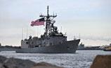 В черноморскую акваторию зашел второй корабль США, но не тот, что ожидали в ВМФ РФ