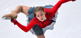 Первое золото Сочи для России завоевали фигуристы