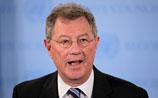 Вооруженные люди угрожали спецпосланнику ООН в Симферополе