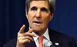 """Керри пригрозил России в ответ на """"акт агрессии"""" заморозкой активов и исключением из G8"""