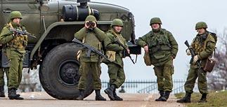 Референдум в Крыму пройдет под охраной вооруженных бойцов. ОБСЕ зовут наблюдать