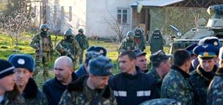 После приказа Шойгу в Крыму выдавливают украинских военных