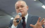 """Киселев, попав в """"черный список"""" ЕС, объявил санкции против журналистов """"последним делом"""""""