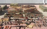 В Луганске задержали вооруженных до зубов диверсантов: на 15 человек 300 ружей и автоматов