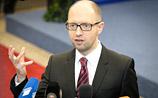 """Яценюк назвал скачок цены российского топлива на 80% """"давлением на газовом фронте"""""""