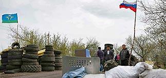 Лидер сепаратистов Славянска просит Путина ввести войска