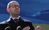 Премьер Украины пообещал востоку страны референдум и новую Конституцию