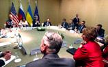 Переговоры в Женеве завершились  принятием документа по разрешению кризиса на Украине