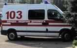 В центре украинского Славянска расстреляли автомобиль. До двух убитых, один ранен