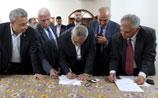 """Примирение """"Фатха"""" с """"Хамасом"""" угрожает лишить Палестинскую автономию денег из США"""