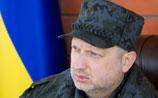 Турчинов потребовал возобновить силовую операцию на востоке Украины