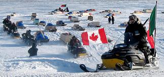 После присоединения Крыма к РФ Канада опасается за свои арктические рубежи