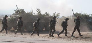 Армия Украины в ожидании нападения России приведена в боевую готовность