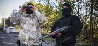 Сепаратисты в Славянске захватили военную миссию наблюдателей от стран ОБСЕ