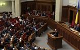 В Киеве приняли документ о статусе русского языка, из которого изъяли пункт о спецоперации