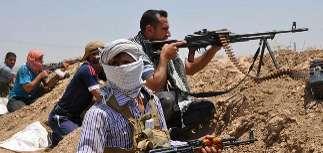 В Ираке суннитские боевики захватили погранпереходы на границе с Сирией и Иорданией