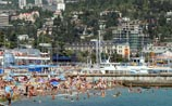 Крым с начала года посетил миллион туристов, объявили власти