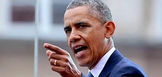 Обама признал законным интерес России к событиям на Украине