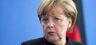 Меркель сожалеет об ухудшении отношений России с НАТО