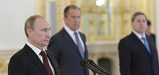 Путин снова объяснил, зачем Россия присоединила Крым, но на этот раз несколько иначе