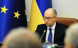 """Яценюк: ликвидация """"катастрофы"""" в Донецке обойдется в 8 млрд долларов"""