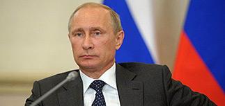 Путин заявил об отправке гуманитарного конвоя на Украину