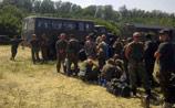 ФСБ: на территорию РФ перешли 438 украинских военных. 180 вернули на родину, ждут еще 200