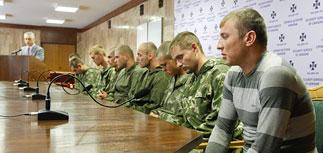 Задержанные на Украине военные из РФ рассказали, как пересекли границу
