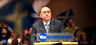 Глава правительства Шотландии объявил об отставке после референдума о независимости