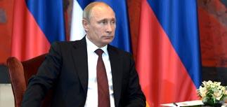 Путин пригрозил сокращать поставки газа Европе, если Украина будет красть топливо