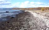 Ученые разъяснили, почему берега Байкала покрыла черная зловонная жижа (ВИДЕО)