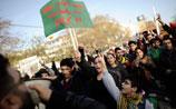 В Германии курды вышли на многотысячные демонстрации против исламистов