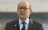"""Глава Минобороны Франции обещал, что Mistral отправится в РФ """"в ближайшее время"""""""