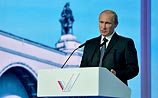 """Путин: """"Вежливость и оружие могут сделать больше, чем только вежливость"""""""