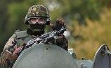 """Россия """"интенсивно"""" стягивает войска в Донецкую область, объявили в Киеве"""