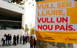 """Испанские власти назвали опрос в Каталонии """"бесполезным упражнением"""""""