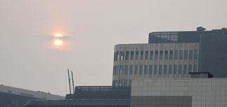 В Москве зафиксированы выбросы ядовитых веществ