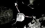Команда проекта Philae озвучила версии о строении кометы Чурюмова-Герасименко