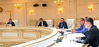 В Минске проходит встреча контактной группы по Украине