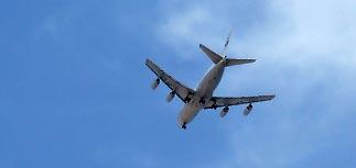 Финляндия меняет маршруты гражданских самолетов, опасаясь российских ВВС