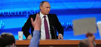 Путин: кризис в экономике - это не расплата за Крым, через 2 года все восстановится