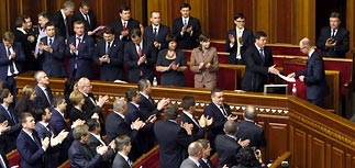 Верховная Рада одобрила состав кабинета министров