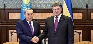 Киев восстановил военное сотрудничество с Казахстаном и решил проблему нехватки угля