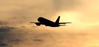 Российский военный самолет чуть не столкнулся с пассажирским в небе Швеции