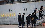 Российские моряки уехали из Франции без Mistral, утверждает пресса