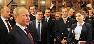 Путин приравнял украинскую армию к легиону НАТО